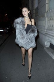Madison Beer Stills at Christian Dior Party in Paris 4