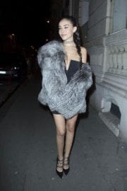 Madison Beer Stills at Christian Dior Party in Paris 5