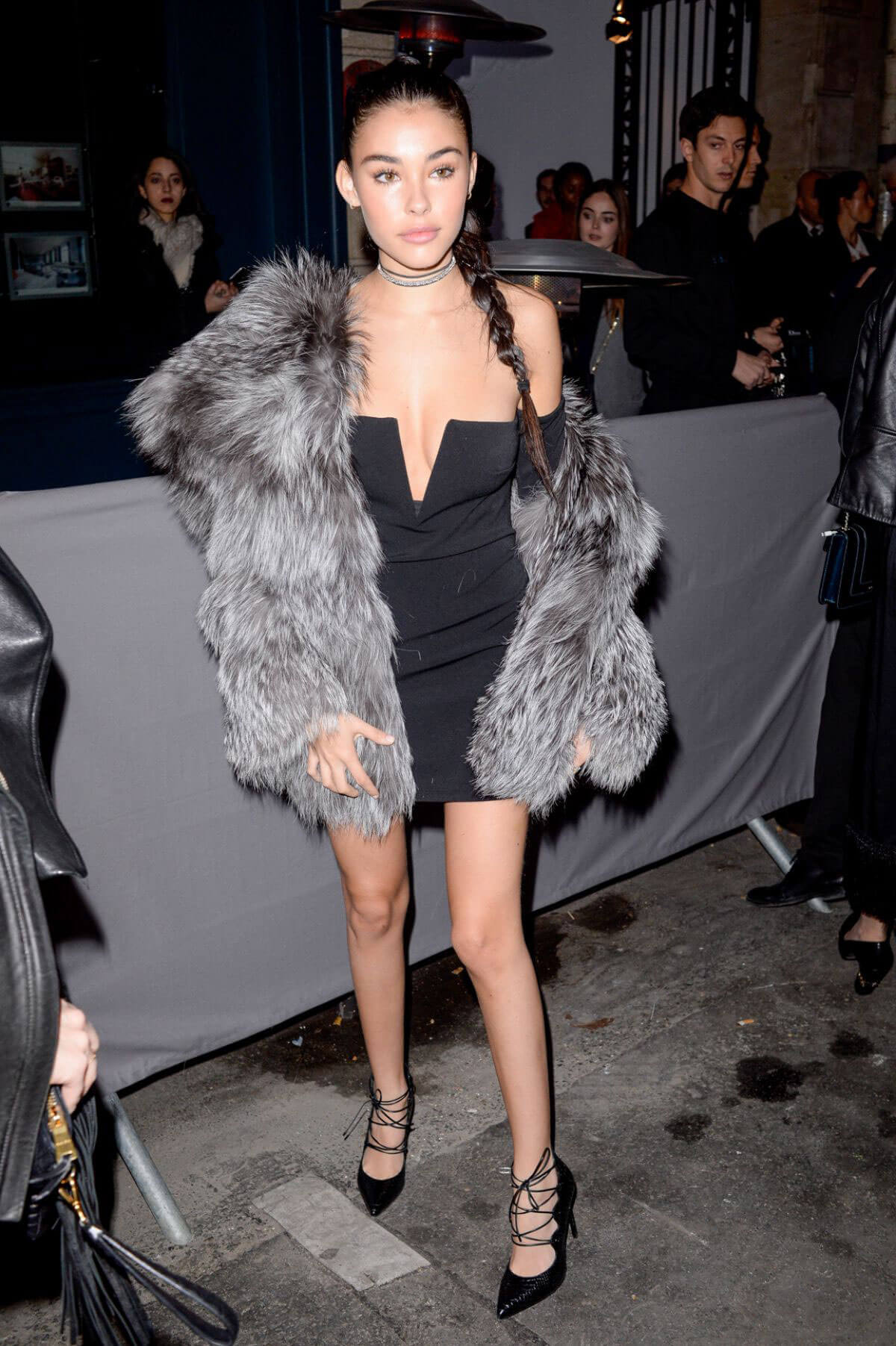 Madison Beer Stills at Christian Dior Party in Paris 7