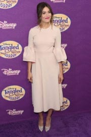 Mandy Moore Stills at Tangled Before Ever After VIP Screening in Beverly Hills 6