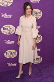Mandy Moore Stills at Tangled Before Ever After VIP Screening in Beverly Hills 7