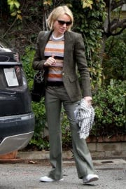 Naomi Watts Stills Out and About in Brentwood 3