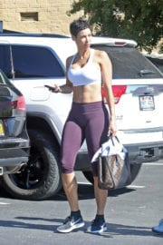 Nicole Mitchell Murphy Stills Working Out in Los Angeles 9