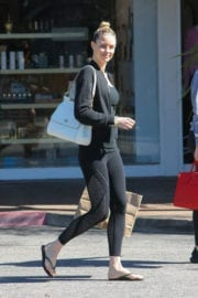 Paige Butcher Stills Out and About in Beverly Hills 3