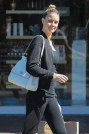 Paige Butcher Stills Out and About in Beverly Hills 4