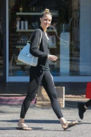 Paige Butcher Stills Out and About in Beverly Hills 5