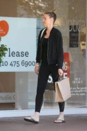 Paige Butcher Stills Out and About in Beverly Hills 7