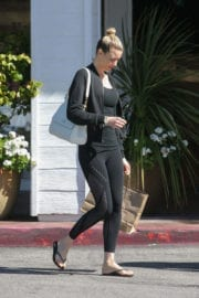 Paige Butcher Stills Out and About in Beverly Hills 10
