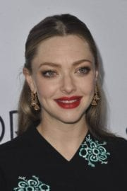Pregnant Amanda Seyfried Stills at 'The Last Word' Premiere in Los Angeles