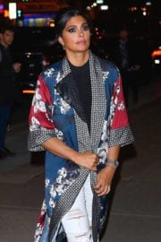 Rachel Roy Stills at Roxy Hotel in New York