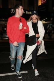 Rita Ora and Nick Grimshaw Stills Out in Notting Hill