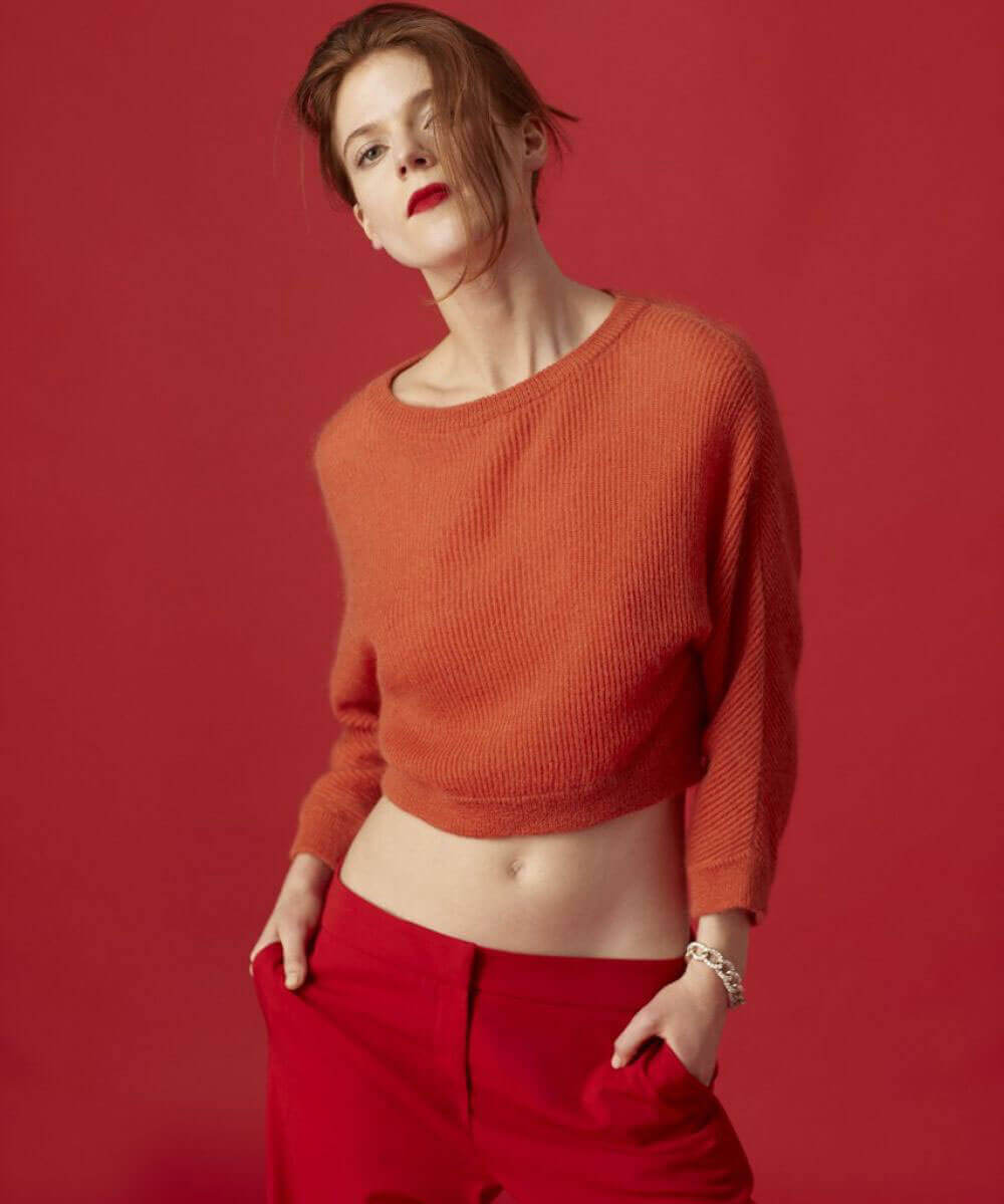 Rose Leslie Stills at Dujour Magazine Photoshoot February 2017