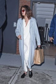 Selena Gomez Stills Night Out in New York