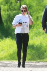 Sofia Richie Stills Out Hiking at Treepeople Park in Los Angeles 3