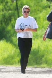 Sofia Richie Stills Out Hiking at Treepeople Park in Los Angeles 4