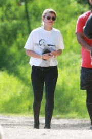 Sofia Richie Stills Out Hiking at Treepeople Park in Los Angeles 5