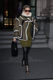 Stacy 'Fergie' Ferguson Stills Out and About in Milan