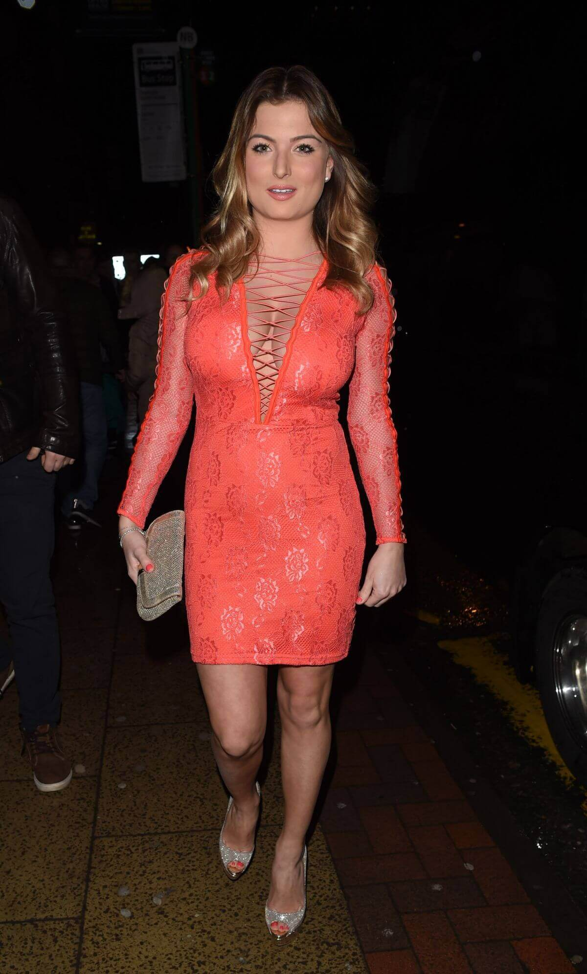 Zara Holland Stills at Kady McDermott Launches Her New By Kady Range in Manchester 3