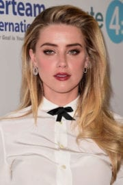 Amber Heard Stills at 4th Annual unite4:humanity Gala in Beverly Hills
