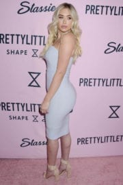 Anastasia Karanikolaou at Pretty Little Thing Shape x Stassie Launch Party in Hollywood