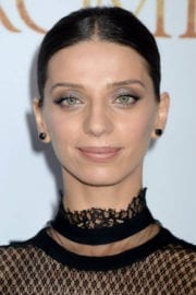 Angela Sarafyan Stills at The Promise Premiere in Hollywood