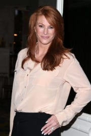 Angie Everhart Stills at Women's Guild Cedars-Sinai Annual Spring Luncheon