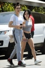 Ariel Winter Stills Out and About in Studio City