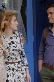 Bella Thorne at Famous in Love, Season 1 Episode 03, Promos