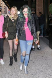 Bella Thorne Stills Out and About in New York