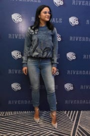 Camila Mendes at Riverdale' TV Series Photocall in Mexico City