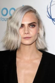 Cara Delevingne Stills at 4th Annual unite4 humanity Gala in Beverly Hills