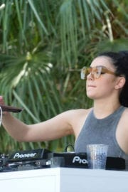 Charli XCX Stills at Pandora Indio Invasion Party at Coachella Festival