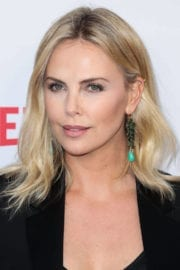 Charlize Theron Stills at Girlboss Premiere in Los Angeles