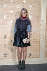 Chloe Sevigny at Louis Vuitton Dinner Party in Paris