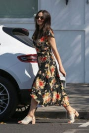 Crystal Reed Stills Out Shopping in Los Angeles