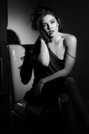 Danielle Campbell Photoshoot for Flaunt Magazine 2017