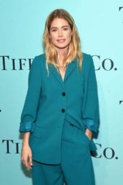 Doutzen Kroes Stills at Tiffany & Co. 2017 Blue Book Collection Gala in New York
