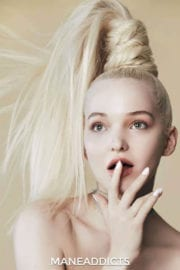 Dove Cameron Photoshoot for Mane Addicts, April 2017