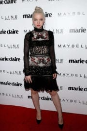 Dove Cameron Stills at Marie Claire Celebrates Fresh Faces in Los Angeles