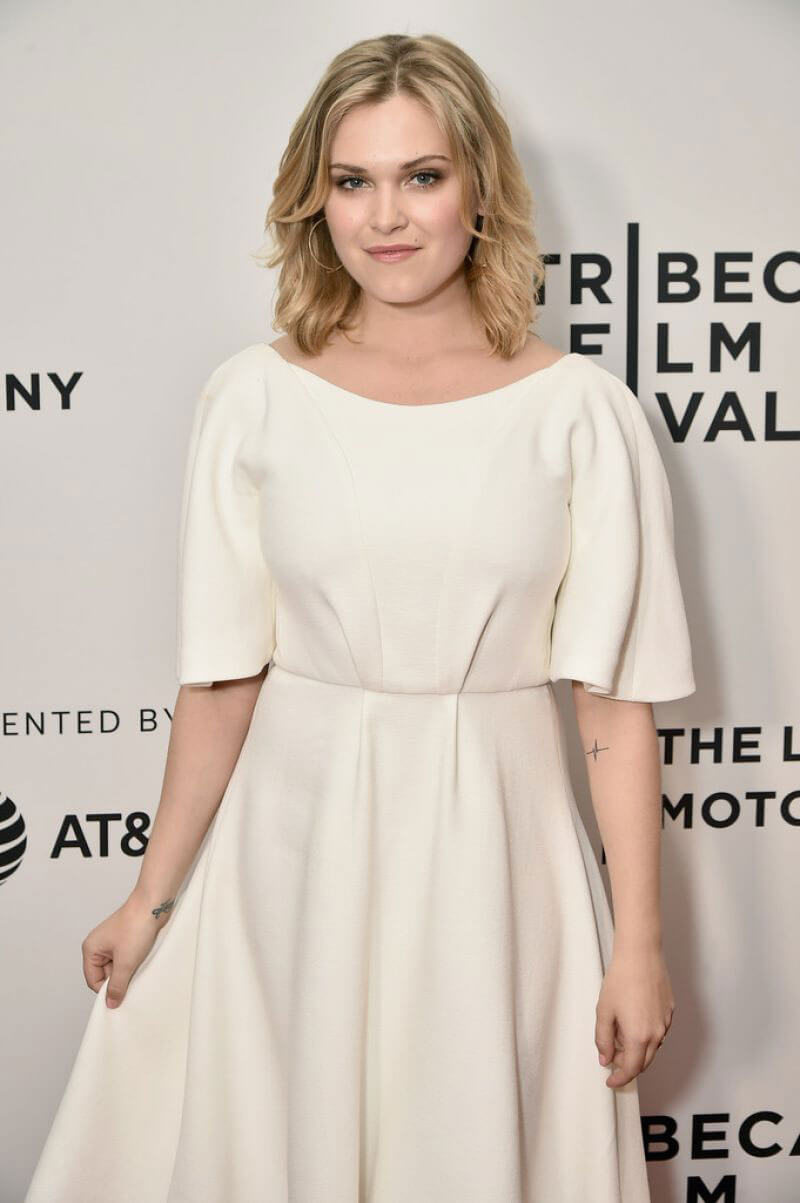 Eliza Taylor Stills at Thumper Premiere at 2017 Tribeca Film Festival in New York