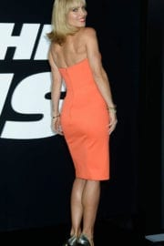 Elsa Pataky Stills at The Fate of the Furious Premiere in New York
