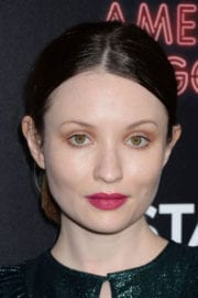"""Emily Browning Stills at """"American Gods"""" Premiere in Los Angeles"""