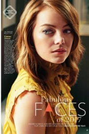 Emma Stone Cover Photoshoot in People Magazine, May 2017