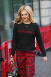 Fearne Cotton Stills Out and About in London