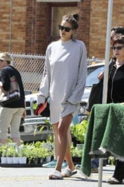 Irina Shayk Stills Out and About in Los Angeles