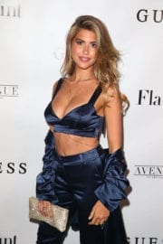 Kara Del Toro at Flaunt and Guess Celebrate in Los Angeles