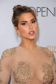 Kara Del Toro Stills at The Promise Premiere in Hollywood