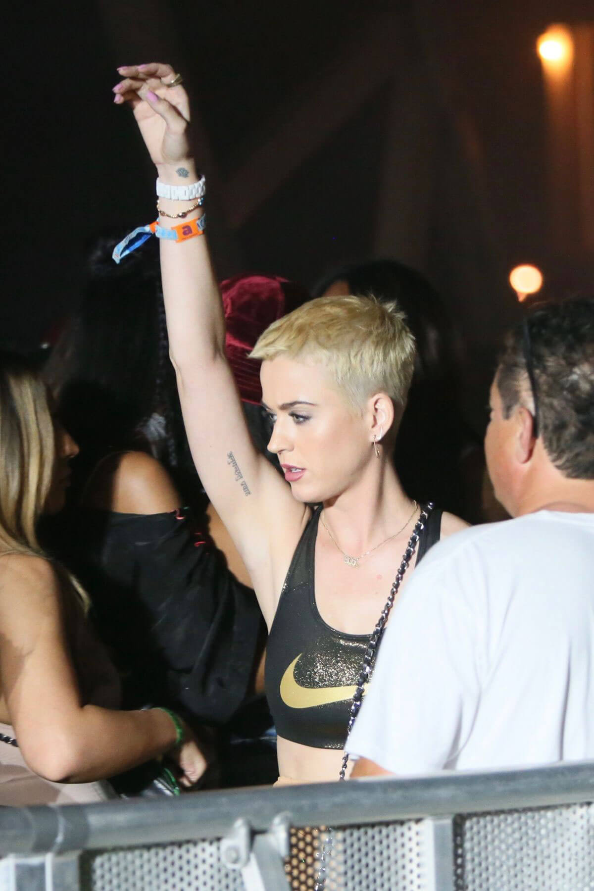 Katy Perry Stills at Coachella Valley Music and Arts Festival in Indio