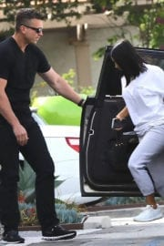 Kim Kardashian Stills Out and About in Los Angeles
