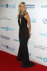 Lady Victoria Hervey Stills at 4th Annual unite4:humanity Gala in Beverly Hills